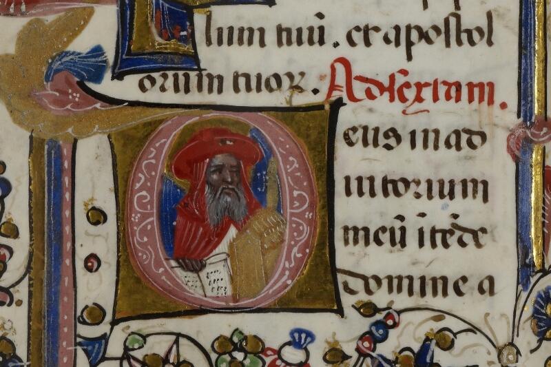 Caen, Musée, Coll. Mancel ms. 0241, f. 069v