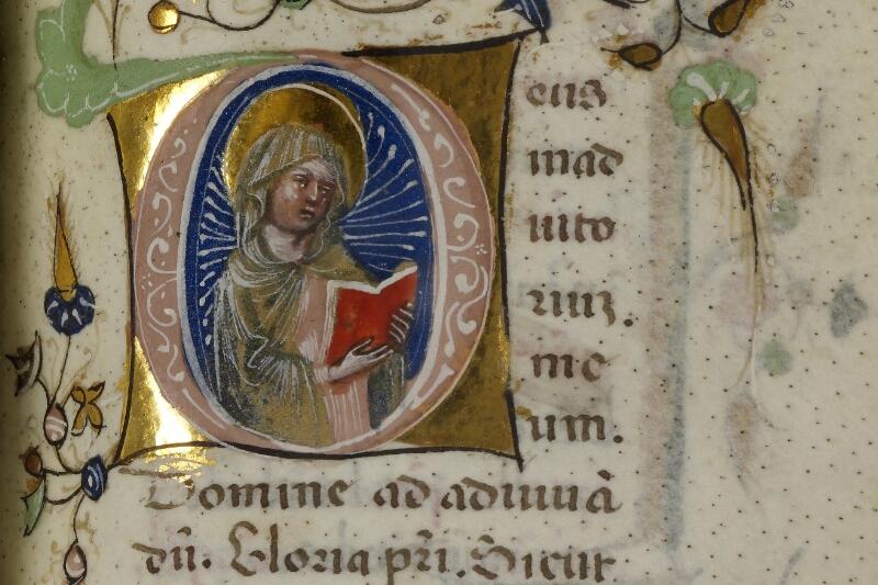 Caen, Musée, Coll. Mancel ms. 0241, f. 125