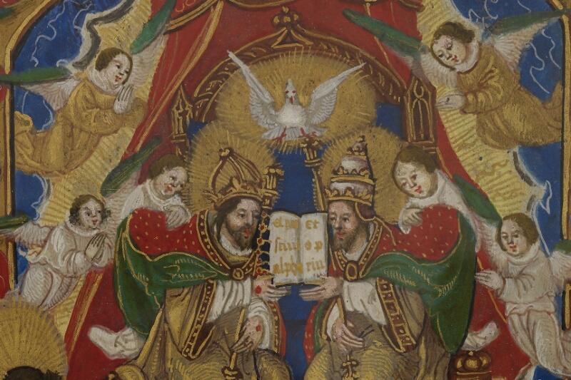 Caen, Musée, Coll. Mancel ms. 0242, f. 000Av - vue 3