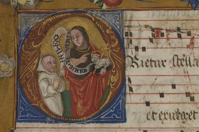 Caen, Musée, Coll. Mancel ms. 0242, f. 001 - vue 3