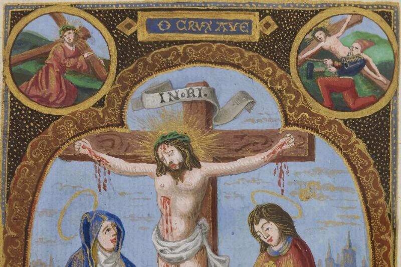 Caen, Musée, Coll. Mancel ms. 0242, f. 072 bis v - vue 3
