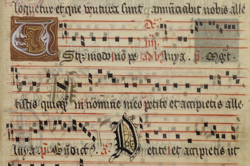 Caen, Musée, Coll. Mancel ms. 0242, f. 082 - vue 2