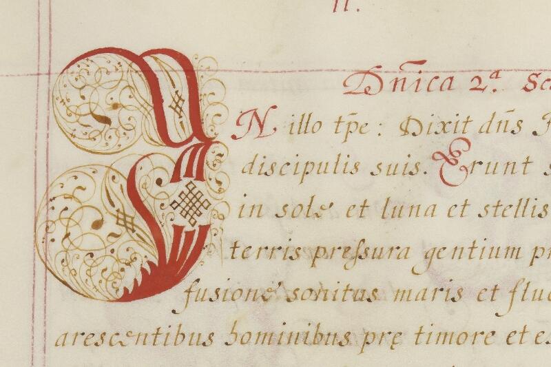 Caen, Musée, Coll. Mancel ms. 0243, f. 002 - vue 2