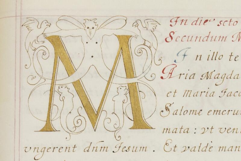 Caen, Musée, Coll. Mancel ms. 0243, f. 021 - vue 2