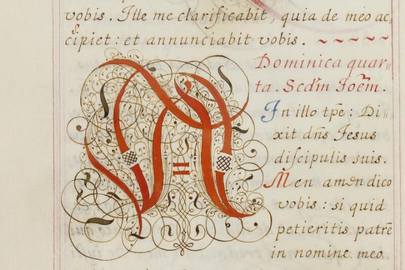 Caen, Musée, Coll. Mancel ms. 0243, f. 025v - vue 2