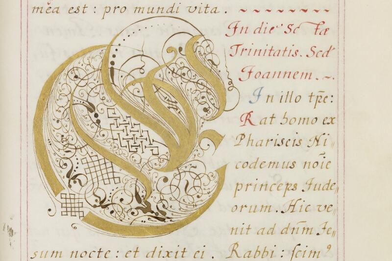 Caen, Musée, Coll. Mancel ms. 0243, f. 030 - vue 2
