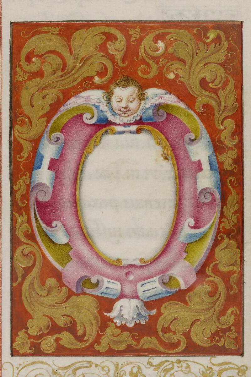 Caen, Musée, Coll. Mancel ms. 0244, f. 001 - vue 3
