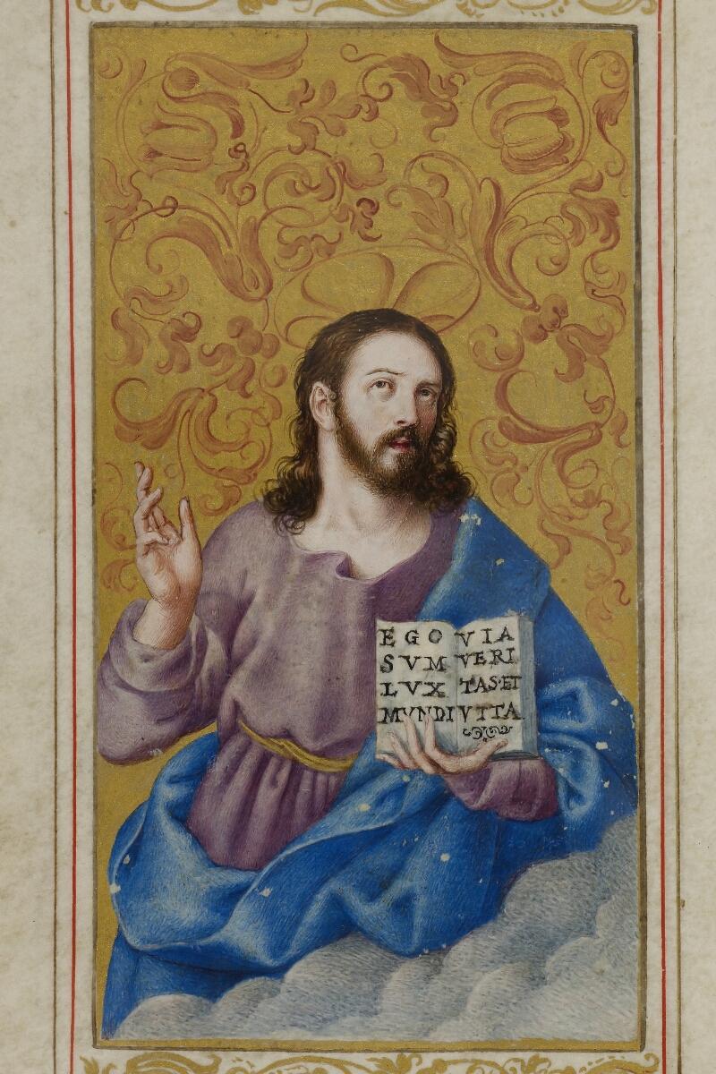 Caen, Musée, Coll. Mancel ms. 0244, f. 022v - vue 2