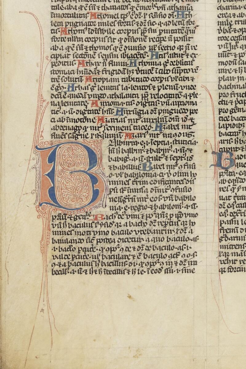 Caen, Musée, Coll. Mancel ms. 0245, f. 021v - vue 2