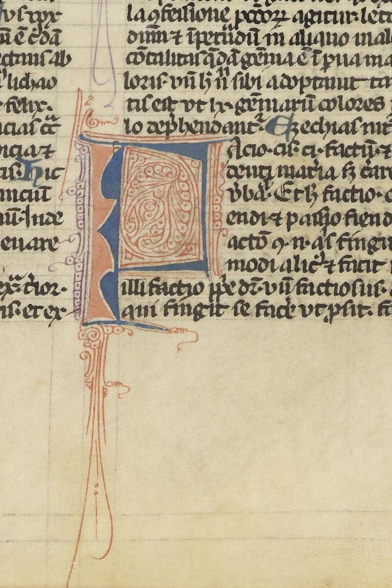Caen, Musée, Coll. Mancel ms. 0245, f. 060 - vue 2