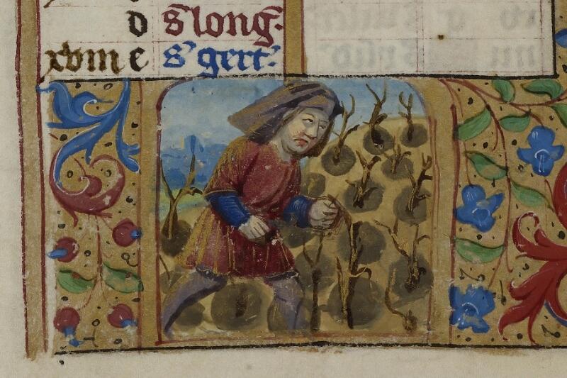 Caen, Musée, Coll. Mancel ms. 0240, f. 002 - vue 3