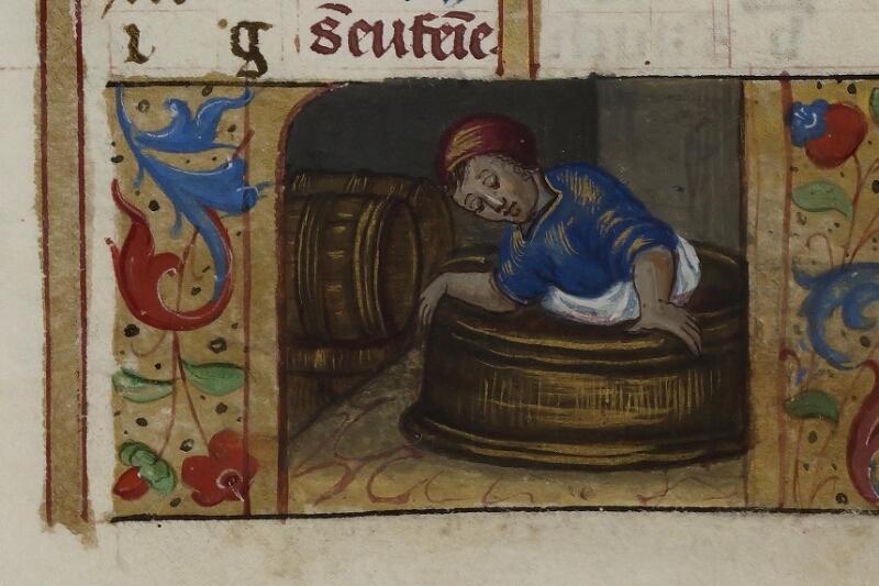 Caen, Musée, Coll. Mancel ms. 0240, f. 005 - vue 3