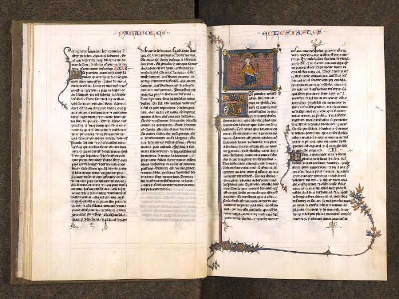 CHANTILLY, Bibliothèque du château, 0005 (1045 bis), f. 014v - 015