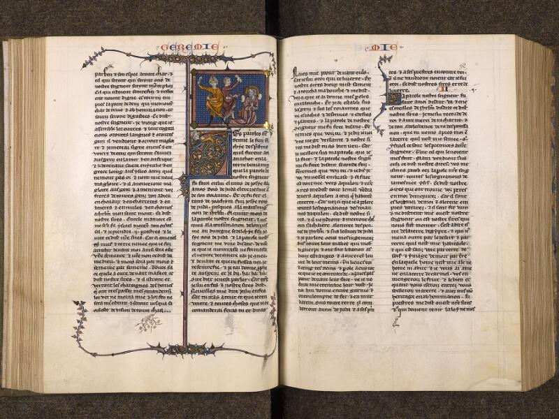 CHANTILLY, Bibliothèque du château, 0005 (1045 bis), f. 091v - 092