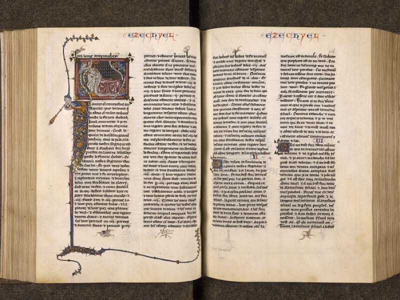 CHANTILLY, Bibliothèque du château, 0005 (1045 bis), f. 135v - 136