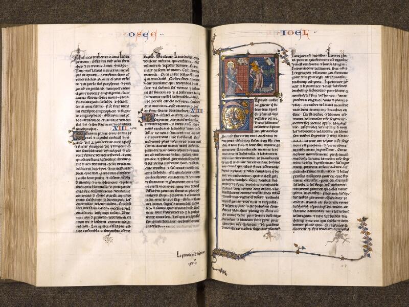 CHANTILLY, Bibliothèque du château, 0005 (1045 bis), f. 176v - 177
