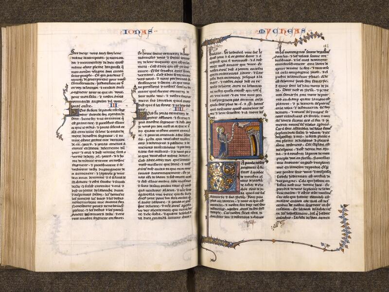 CHANTILLY, Bibliothèque du château, 0005 (1045 bis), f. 183v - 184