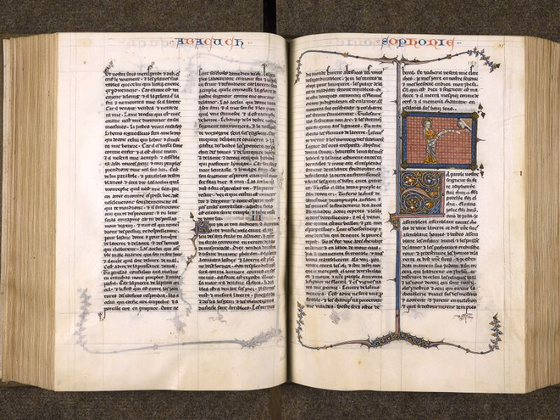 CHANTILLY, Bibliothèque du château, 0005 (1045 bis), f. 188v - 189