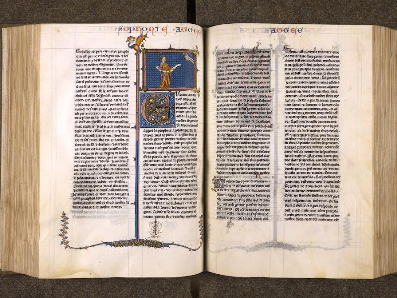 CHANTILLY, Bibliothèque du château, 0005 (1045 bis), f. 190v - 191