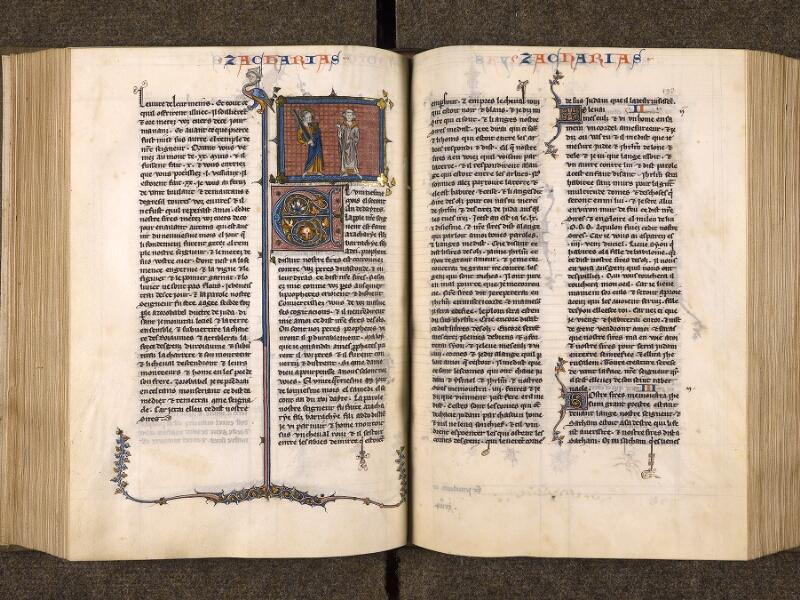 CHANTILLY, Bibliothèque du château, 0005 (1045 bis), f. 191v - 192
