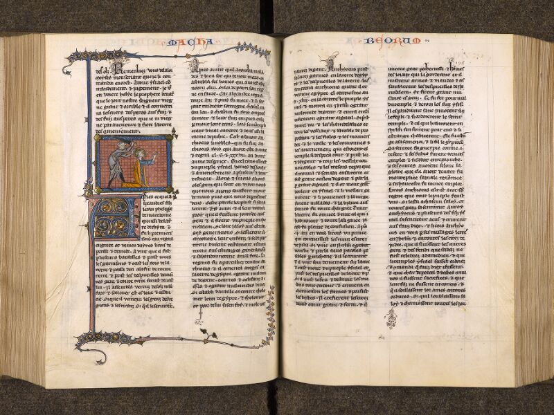 CHANTILLY, Bibliothèque du château, 0005 (1045 bis), f. 197v - 198