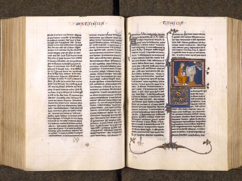 CHANTILLY, Bibliothèque du château, 0005 (1045 bis), f. 247v - 248