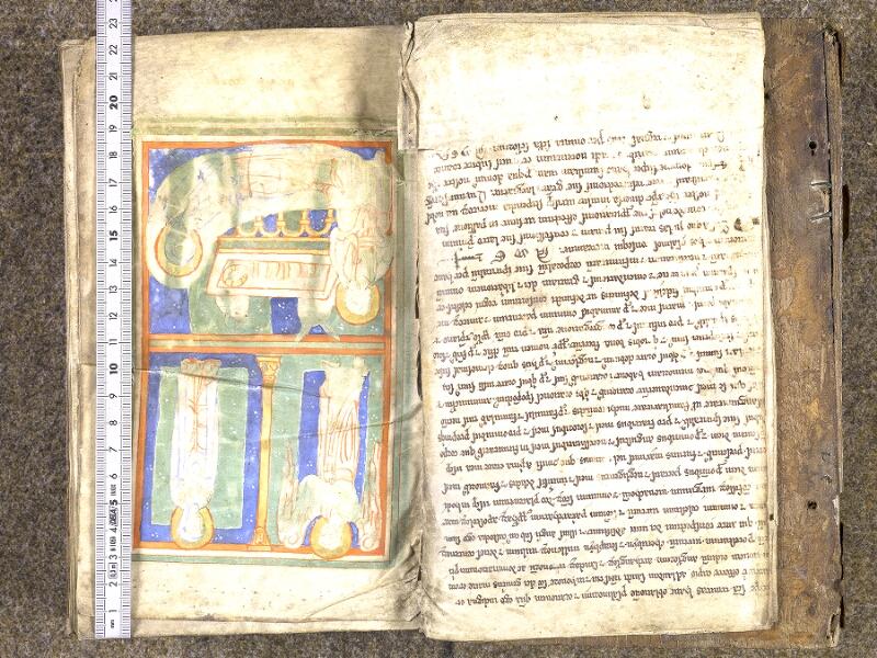 CHANTILLY, Bibliothèque du château, 0007 (1345), f. 001v - 002