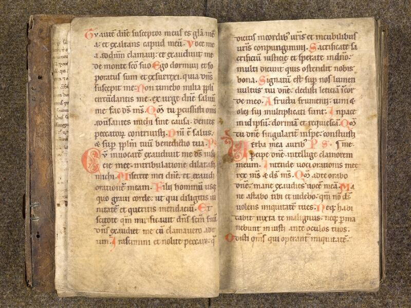 CHANTILLY, Bibliothèque du château, 0007 (1345), f. 005v - 006
