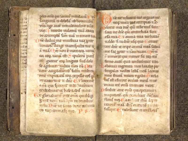CHANTILLY, Bibliothèque du château, 0007 (1345), f. 006v - 007
