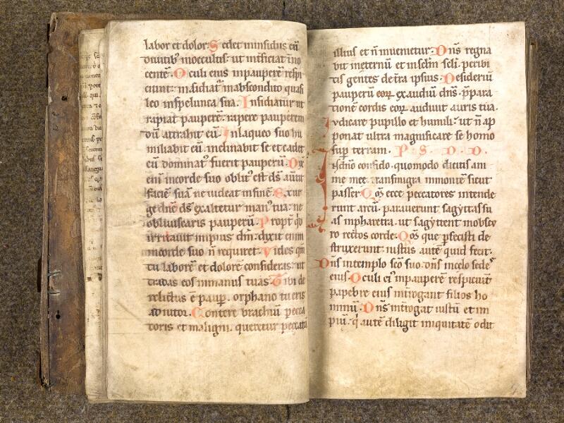 CHANTILLY, Bibliothèque du château, 0007 (1345), f. 010v - 011