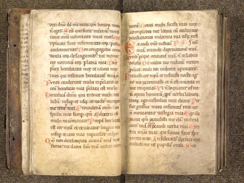 CHANTILLY, Bibliothèque du château, 0007 (1345), f. 013v - 014