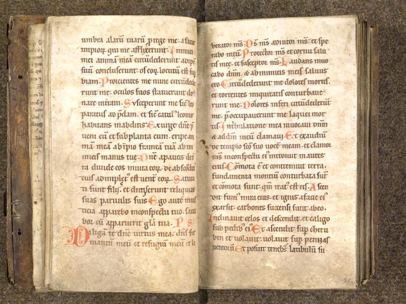 CHANTILLY, Bibliothèque du château, 0007 (1345), f. 014v - 015
