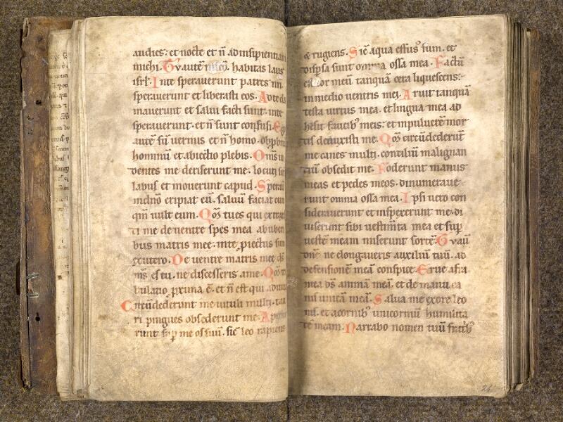 CHANTILLY, Bibliothèque du château, 0007 (1345), f. 019v - 020