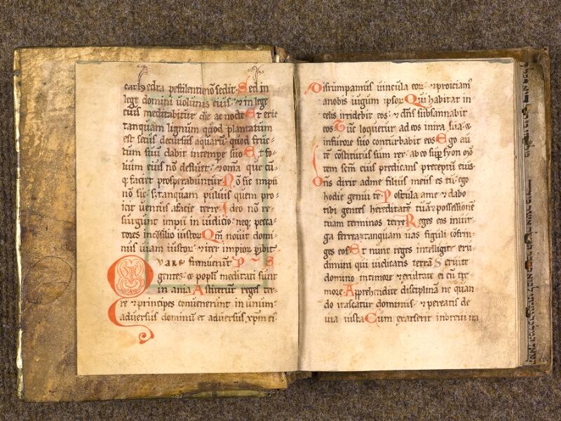 CHANTILLY, Bibliothèque du château, 0008 (1376), f. 001v - 002