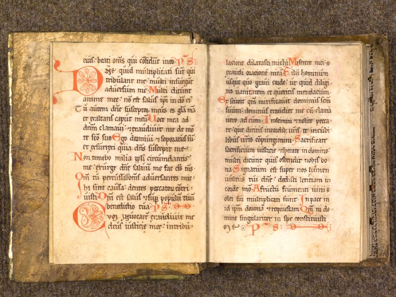 CHANTILLY, Bibliothèque du château, 0008 (1376), f. 002v - 003