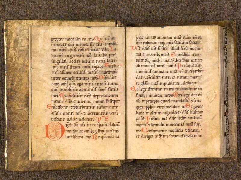 CHANTILLY, Bibliothèque du château, 0008 (1376), f. 004v - 005