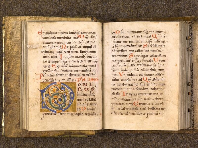 CHANTILLY, Bibliothèque du château, 0008 (1376), f. 023v - 024