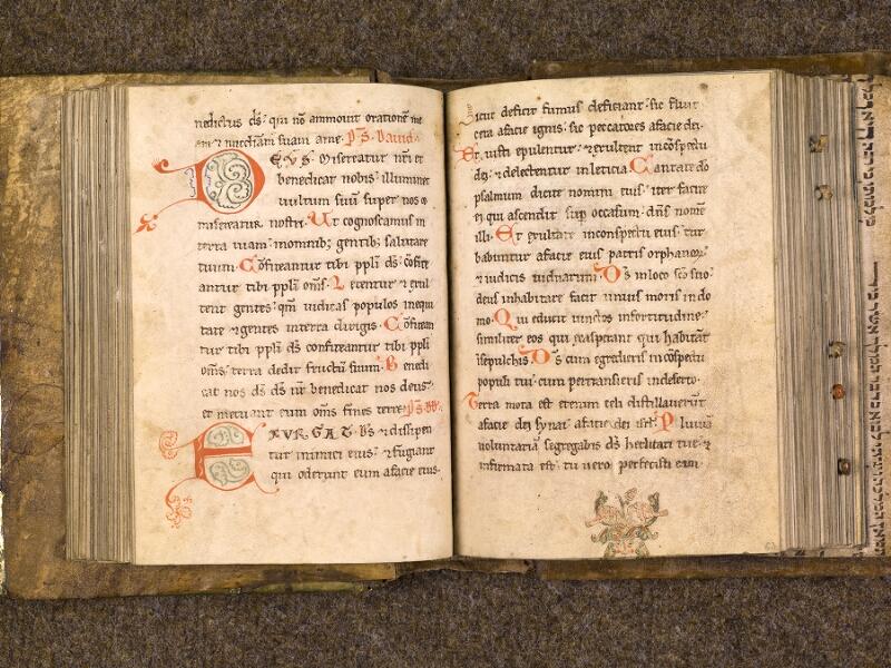 CHANTILLY, Bibliothèque du château, 0008 (1376), f. 062v - 063