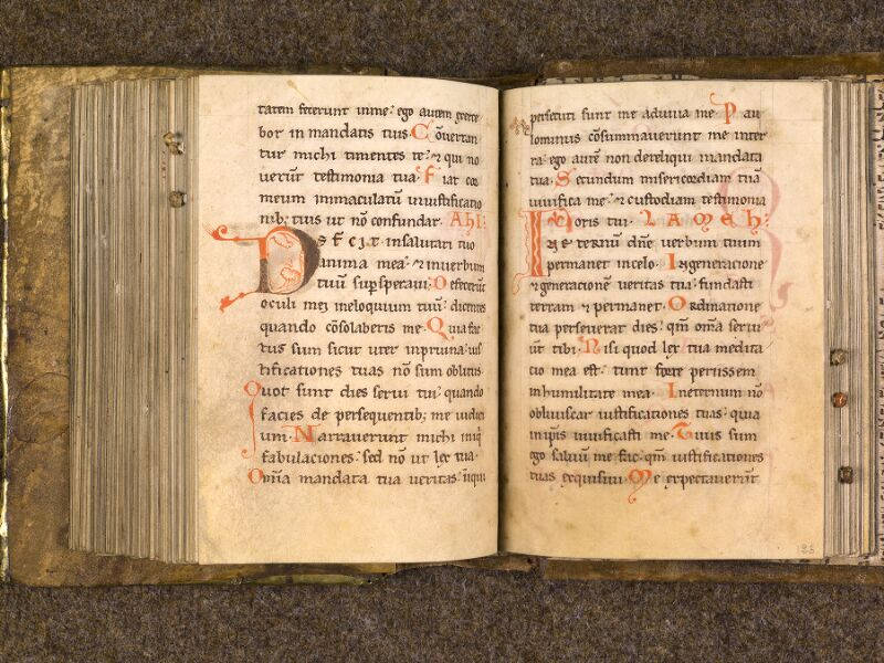 CHANTILLY, Bibliothèque du château, 0008 (1376), f. 122v - 123