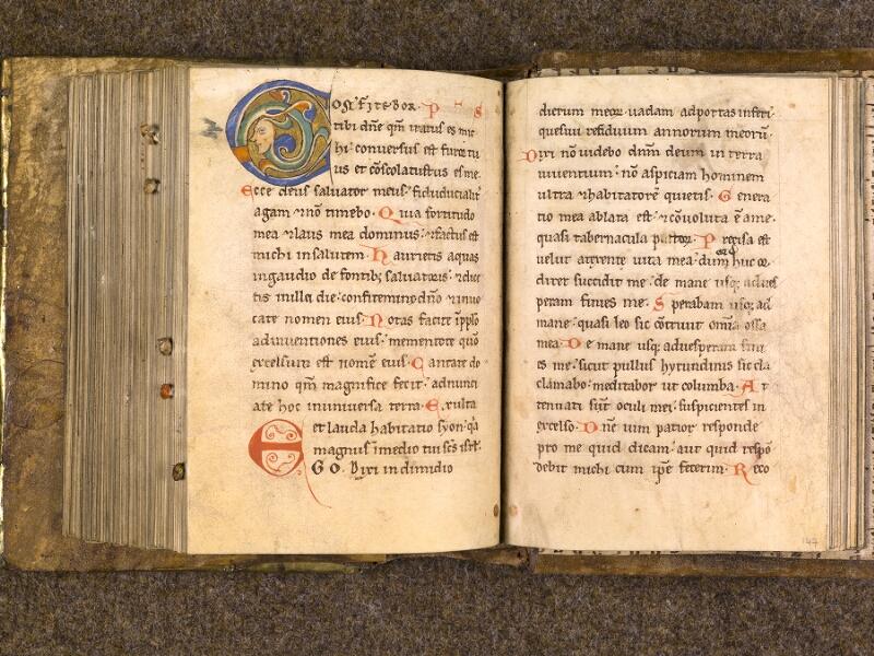 CHANTILLY, Bibliothèque du château, 0008 (1376), f. 146v - 147