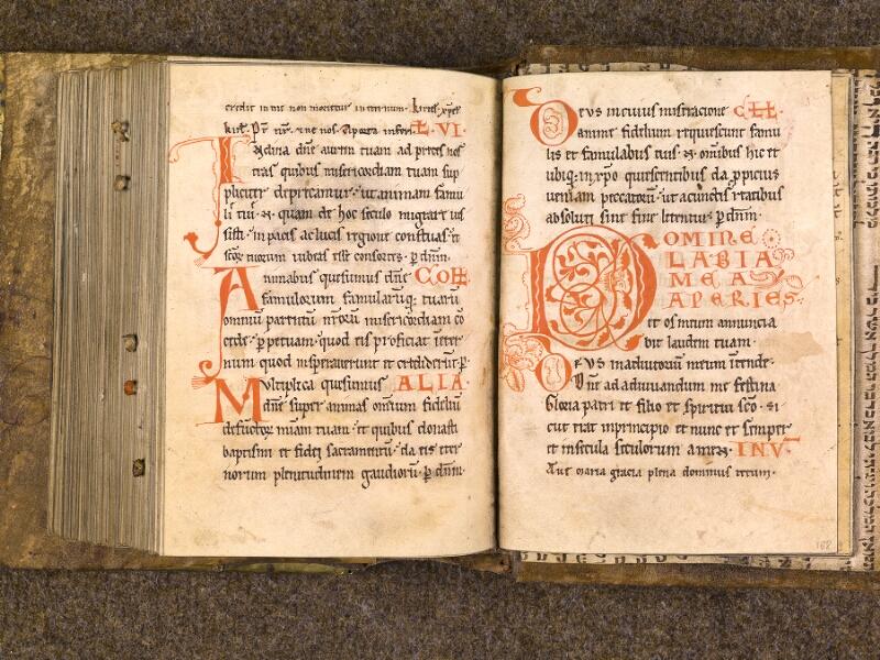 CHANTILLY, Bibliothèque du château, 0008 (1376), f. 167v - 168