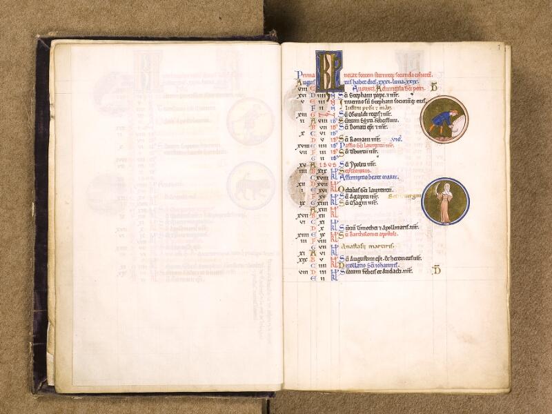 CHANTILLY, Bibliothèque du château, 0009 (1695), f. 006v - 007