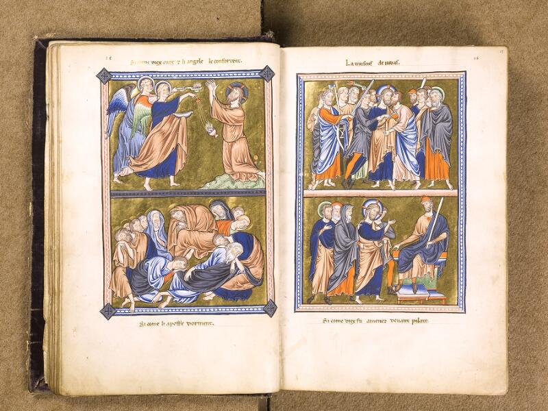 CHANTILLY, Bibliothèque du château, 0009 (1695), f. 024v - 025