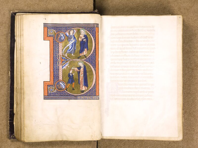 CHANTILLY, Bibliothèque du château, 0009 (1695), f. 037v - 038