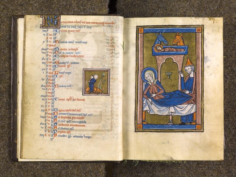 CHANTILLY, Bibliothèque du château, 0010 (1453), f. 006v - 007