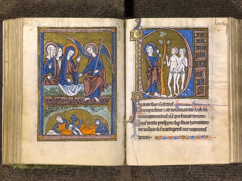 CHANTILLY, Bibliothèque du château, 0010 (1453), f. 075v - 076
