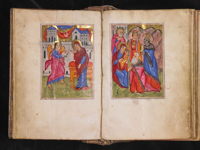CHANTILLY, Bibliothèque du château, 0013 (1346), f. 001v - 002