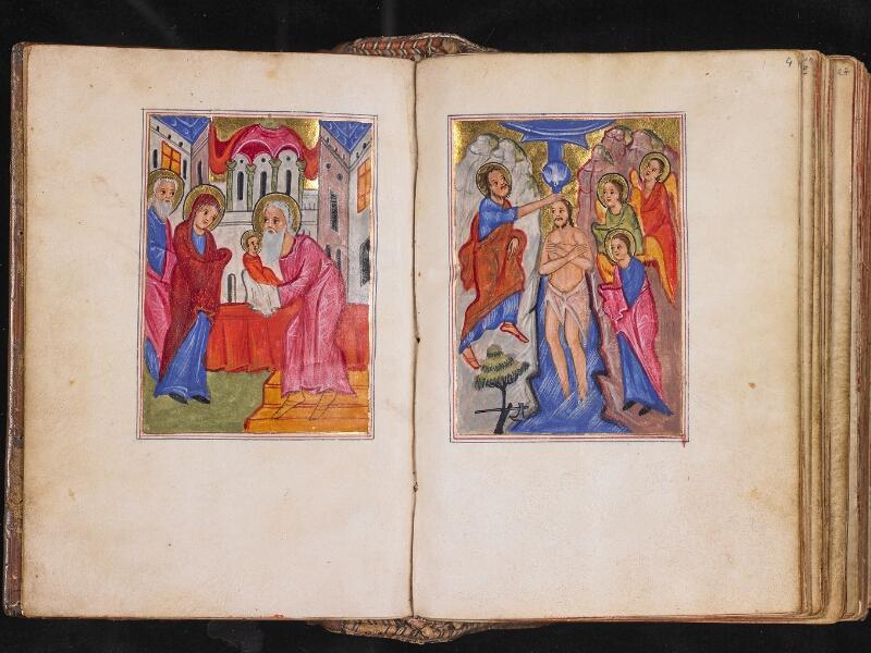CHANTILLY, Bibliothèque du château, 0013 (1346), f. 003v - 004