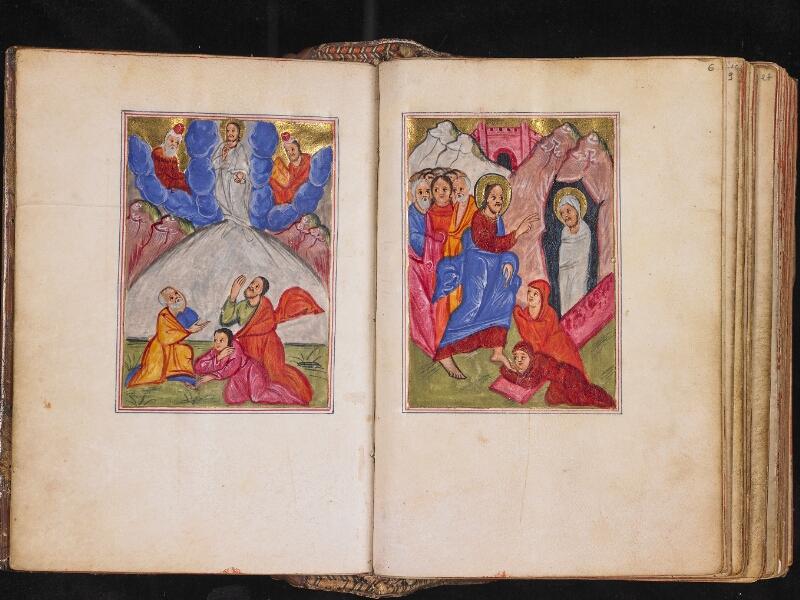 CHANTILLY, Bibliothèque du château, 0013 (1346), f. 005v - 006