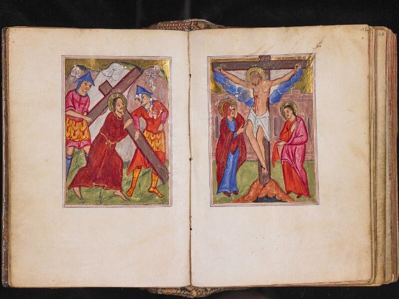 CHANTILLY, Bibliothèque du château, 0013 (1346), f. 011v - 012